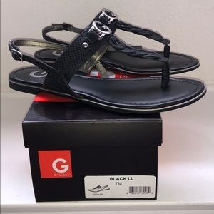 G By Guess Sandals